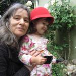 Deborah Olenev and Child