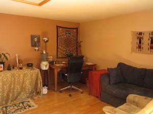 Deborah Olenev's Home Office