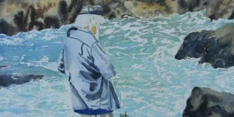 Paul at Bodega Bay